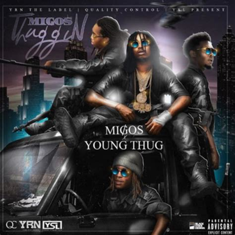 young thug ft migos migos and young thug b4 migos thuggin hosted by dj dell