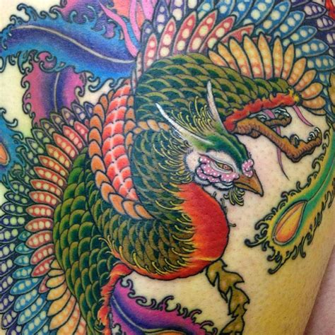 dragon tattoo vancouver 17 best images about phoenix tattoos on pinterest
