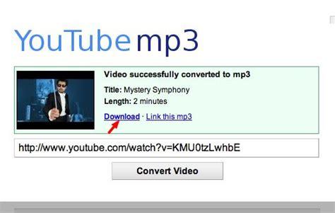 download mp3 da youtube gratis online scaricare musica da youtube con i tool online trackback 5