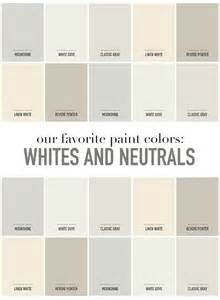 what colors are considered neutral inside the orange box favorite white and light neutral