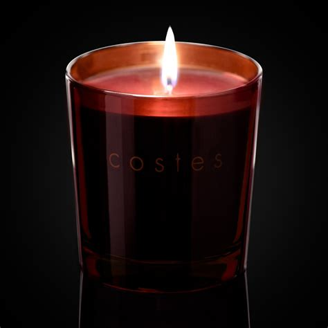 Parfum Esplanade scented candle brown hotel costes
