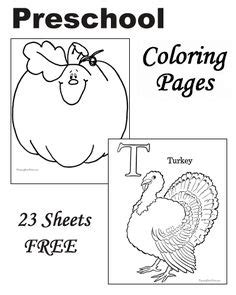 november themed coloring pages coloring page preschool thanksgiving worksheets festival