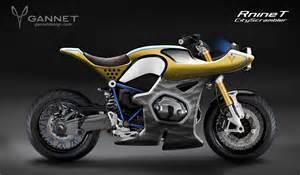 Bmw Motorcycles Ta Build Gannet Design City Scrambler Based On Bmw R Nine T
