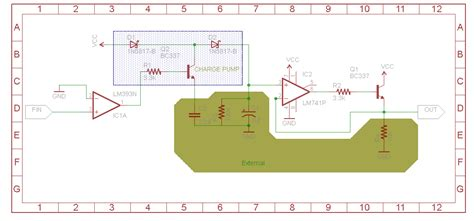 integrated circuit works integrated circuit lm2907 schematic critique electrical engineering stack exchange