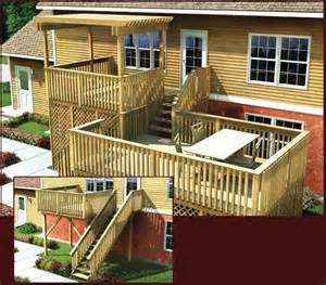 split level deck plans 17 best images about deck plans on pinterest decking luxury pools and picnics