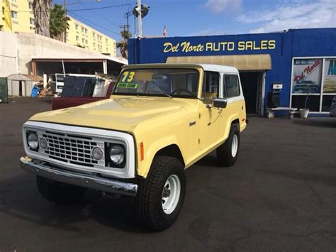 1973 Jeep Commando 1973 Jeep Commando Anything Goes