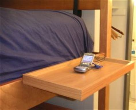 Bed Shelf by Bunkpal Bed Shelf For Your Bed Bunkbed College