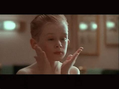 home alone gif gif find on giphy