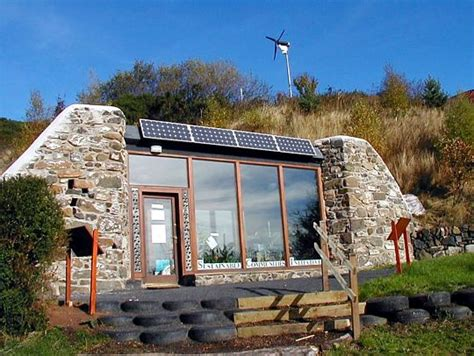 earthship homes are bad and 100 sustainable green