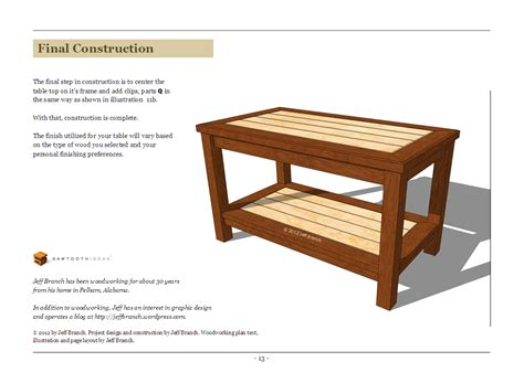 How To Build A Simple Coffee Table Build Simple Coffee Table Plans Diy Pdf Show Box Blueprints Shaggy05opf