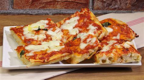 ricetta x pizza fatta in casa ricetta impasto per la pizza cookaround