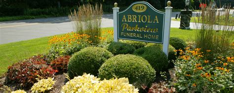 funeral home in trumbull abriola parkview funeral