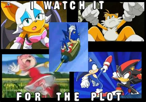Sonic The Hedgehog Meme - image 510008 sonic the hedgehog know your meme