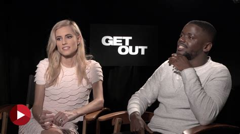 Gets Interviewed Dating by Get Out Allison Williams And Daniel Kaluuya