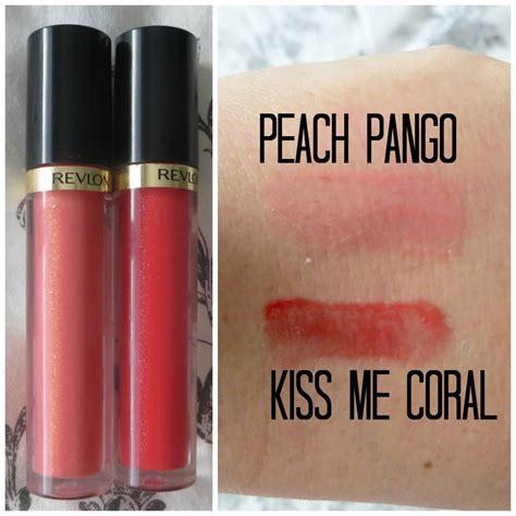 Lipstik Revlon Kuas revlon review swatches lip gloss pango me