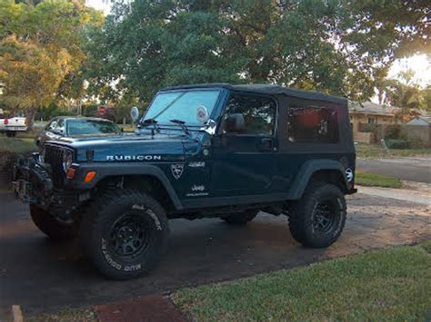 Jeep Lj For Sale For Sale 2005 Jeep Wrangler Unlimited Rubicon Lj