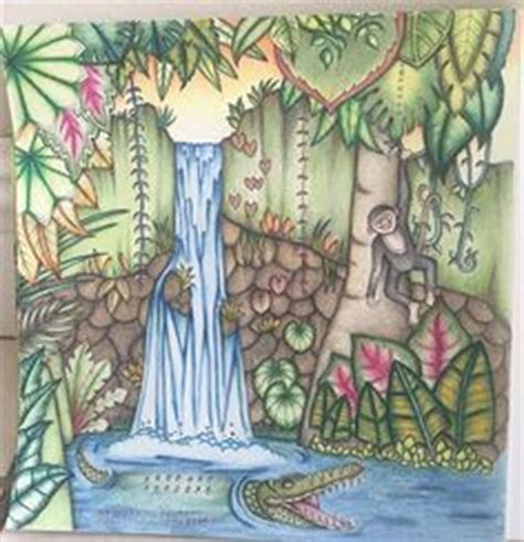 the lost rainforest mez s magic books 1000 images about magical jungle johanna basford on