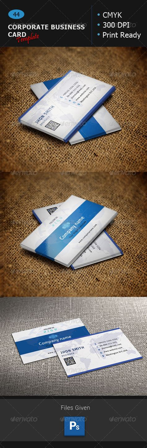 rip card template graphicriver creative business card template rip