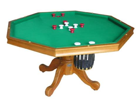 3 in 1 table octagon 54 quot bumper pool
