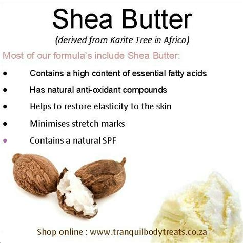 Shea Butter Benefits by Shea Butter Benefits Coo Coo For Coconut