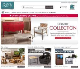 Avis Maison Et Style maison et styles avis ecommerce