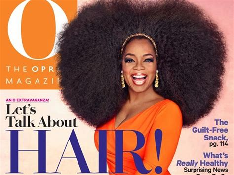 In Gucci If Its Enough For Oprah Its Enough Forum by Big Deal Oprah Wigs Out With Afro On Magazine