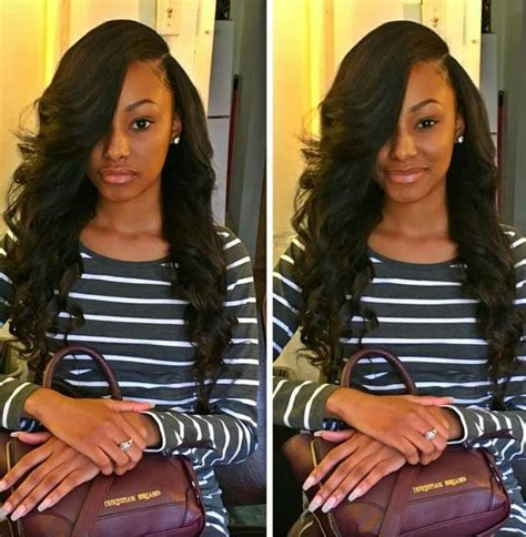 instagram sew in hair styles best 25 sew in hairstyles ideas on pinterest