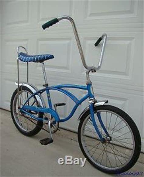boys banana seat bike 1968 schwinn stingray boys blue banana seat bike s2