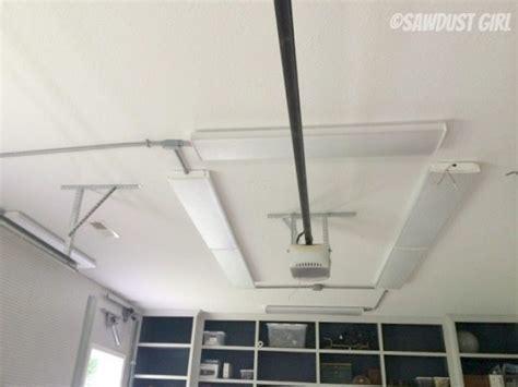 workshop ceiling light fixtures led shop lights sawdust 174