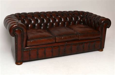 chesterfield sofa antique antique leather chesterfield sofa marylebone antiques