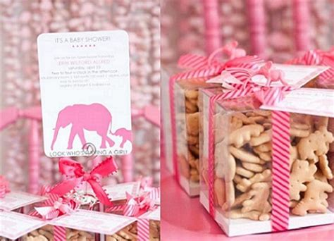 Pink Elephant Baby Shower Theme by Pink Elephants Baby Shower Theme 7 Adorable Baby Shower