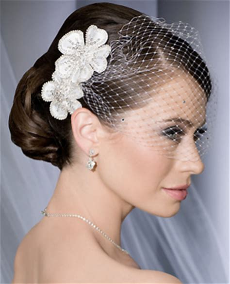 Wedding Hair Veil Accessories by Bridal Hair Accessories