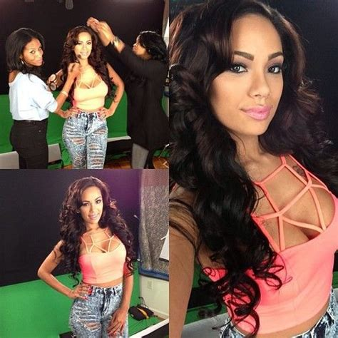 erica mena used to work for the kardashians as a dash doll 18 best images about ericaaa on pinterest