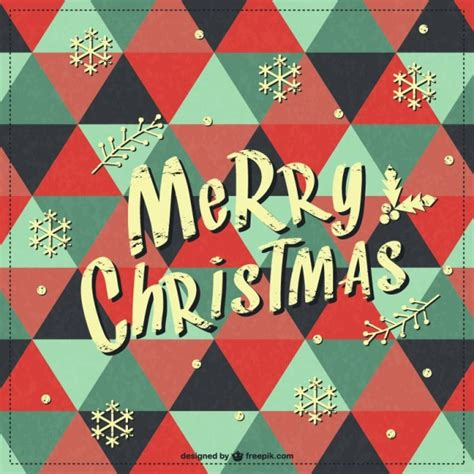 merry christmas wallpaper vintage merry christmas retro background vector free download