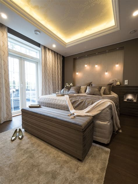 master bedroom  beautiful iiris led lights