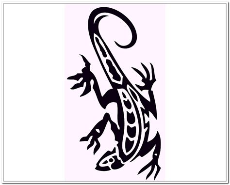 lizard tattoo designs 2011 desings trendy models laser