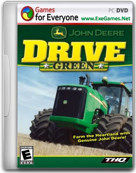 free full version pc games rar free download john deere drive green pc game full version