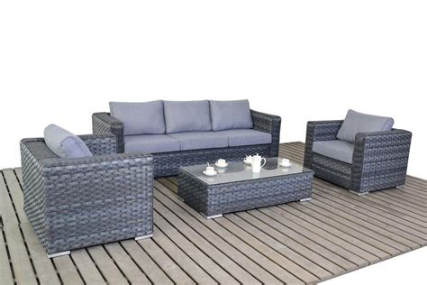es sofa shops platinum large rattan sofa set with armchairs homegenies