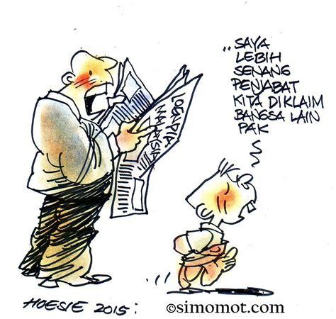kartun bertato klaim lumpia sebagai hak milik malaysia si momot