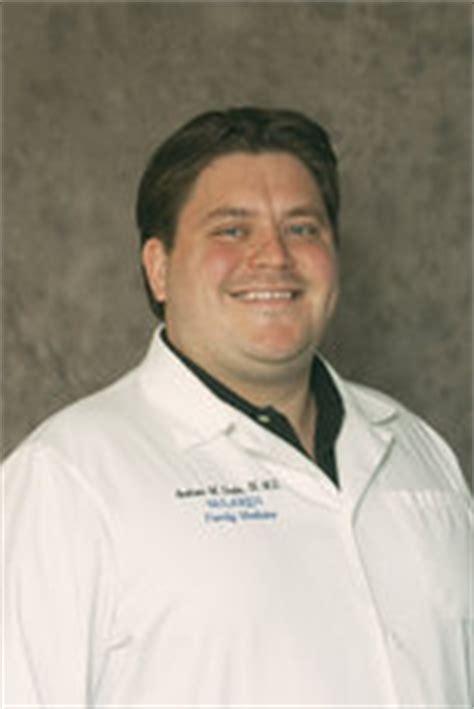 dr andrew mclaren family medicine specialist joins mclaren staff