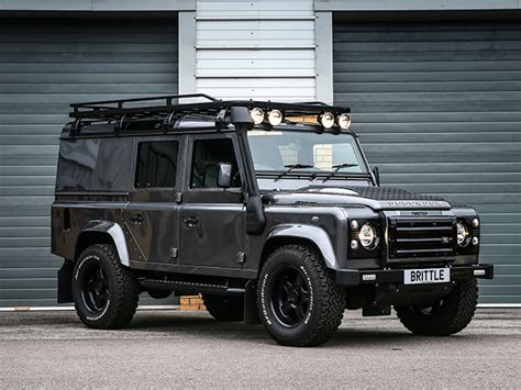 land rover defender 2015 special edition defender twisted p6 performance limited edition 110 xs
