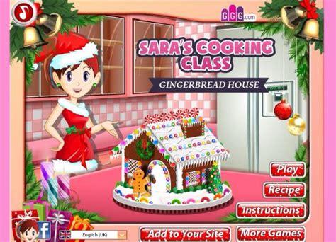 juegos cocina juega a cocinar con una casita de jengibre mil