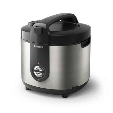 Philips Rice Cooker Hd 3128 33 Stainless Steel Jual Philips Rice Cooker Hd 3128 33 Stainless Steel