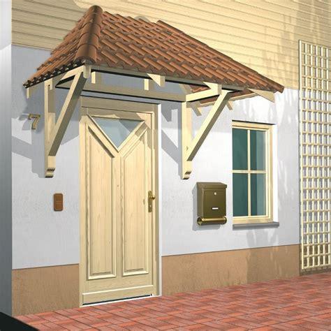 vordach holz walmvordach nymphenburg kaufen 187 gestell aus fichtenholz