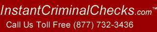 Order Criminal Background Check Instant Criminal Background Checks Employment Screening