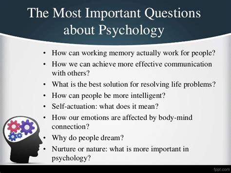 psychology dissertation ideas 28 thesis ideas for psychology psy 104 week 5