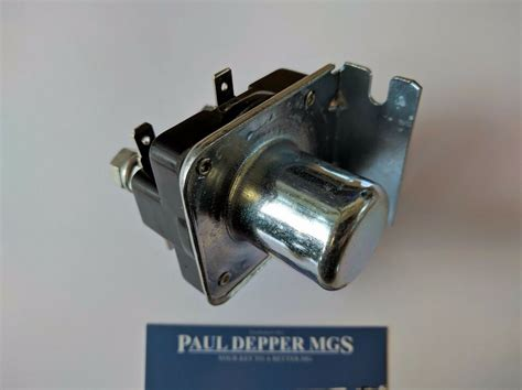 Car Relay Types by Mg Starter Solenoid Relay 4 Terminal Type