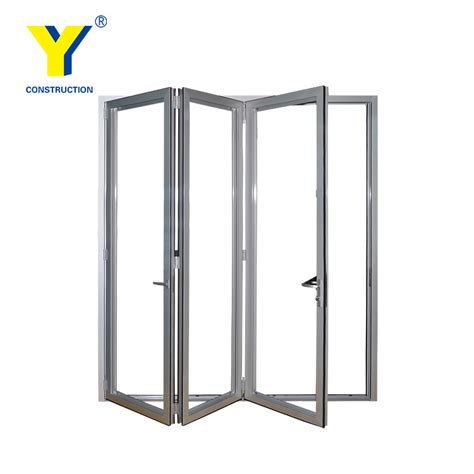 Manufacturer Exterior Accordion Doors Exterior Accordion Bi Fold Glass Patio Doors