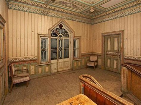 google home in russian interior of victorian era home in russia old houses