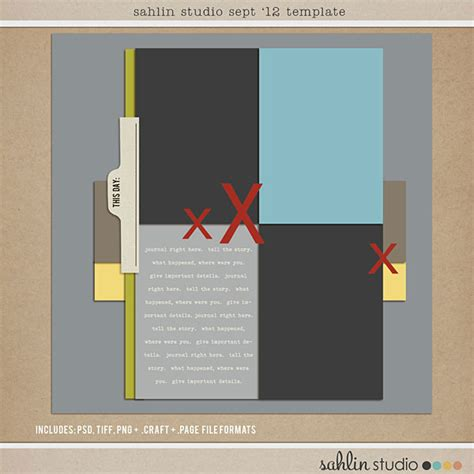 scrapbook templates for blogger graphic web and ui design freebies of the week no 21